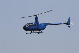 航空フォト:JA007M 日本法人所有 R44