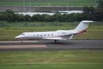 kumagorouさんが、仙台空港で撮影したメトロジェット G-IV-X Gulfstream G450の航空フォト(飛行機 写真・画像)