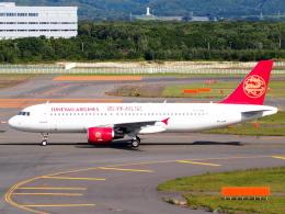 むらさめさんが、新千歳空港で撮影した吉祥航空 A320-214の航空フォト(飛行機 写真・画像)
