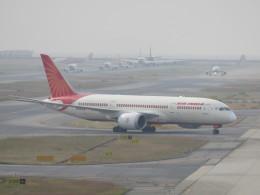 LOVE767さんが、関西国際空港で撮影したエア・インディア 787-8 Dreamlinerの航空フォト(飛行機 写真・画像)