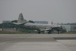 kahluamilkさんが、厚木飛行場で撮影したアメリカ海軍 P-3C AIPの航空フォト(飛行機 写真・画像)