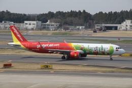 ショウさんが、成田国際空港で撮影したベトジェットエア A321-271Nの航空フォト(飛行機 写真・画像)