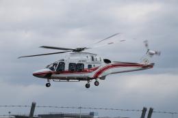 ショウさんが、仙台空港で撮影した東北エアサービス AW169の航空フォト(飛行機 写真・画像)