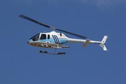 ショウさんが、仙台空港で撮影した海上保安庁 505 Jet Ranger Xの航空フォト(飛行機 写真・画像)