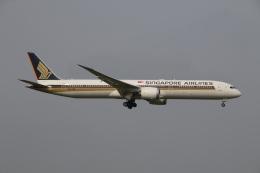 ショウさんが、成田国際空港で撮影したシンガポール航空 787-10の航空フォト(飛行機 写真・画像)