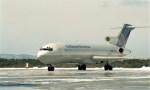 kumagorouさんが、仙台空港で撮影したコンチネンタル・ミクロネシア 727-227/Advの航空フォト(飛行機 写真・画像)