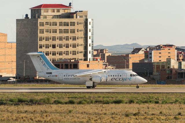 エル・アルト国際空港 - El Alto International Airport [LPB/SLLP]で撮影されたエル・アルト国際空港 - El Alto International Airport [LPB/SLLP]の航空機写真(フォト・画像)