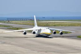 のぶさん。さんが、中部国際空港で撮影したアントノフ・エアラインズ An-124-100 Ruslanの航空フォト(飛行機 写真・画像)