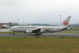 marariaさんが、青森空港で撮影した日本航空 767-346/ERの航空フォト(飛行機 写真・画像)