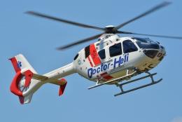 ブルーさんさんが、静岡ヘリポートで撮影したジャネット EC135P2+の航空フォト(飛行機 写真・画像)