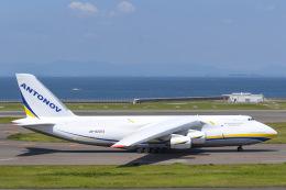 tamtam3839さんが、中部国際空港で撮影したアントノフ・エアラインズ An-124-100 Ruslanの航空フォト(飛行機 写真・画像)