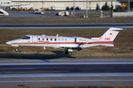 TIA spotterさんが、アタテュルク国際空港で撮影したTurkey - Ministry of Health 45の航空フォト(飛行機 写真・画像)