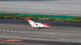 誘喜さんが、羽田空港で撮影したアメリカ企業所有 HA-420 HondaJetの航空フォト(飛行機 写真・画像)