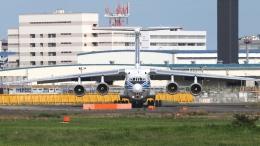 raichanさんが、成田国際空港で撮影したヴォルガ・ドニエプル航空 Il-76TDの航空フォト(飛行機 写真・画像)
