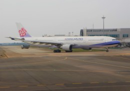 Rsaさんが、台湾桃園国際空港で撮影したチャイナエアライン A330-302の航空フォト(飛行機 写真・画像)