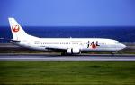 asuto_fさんが、大分空港で撮影した日本航空 737-446の航空フォト(飛行機 写真・画像)