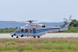 Gripen-YNさんが、能登空港で撮影した海上保安庁 AW139の航空フォト(飛行機 写真・画像)