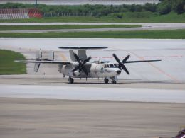 cooymdさんが、那覇空港で撮影した航空自衛隊 E-2C Hawkeyeの航空フォト(飛行機 写真・画像)