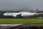 xingyeさんが、成田国際空港で撮影したエールフランス航空 777-328/ERの航空フォト(飛行機 写真・画像)