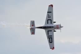 SKY☆101さんが、幕張海浜公園で撮影したエアクラフト・ギャランティ (AGC) Edge 540 V3の航空フォト(飛行機 写真・画像)
