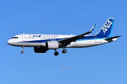 キットカットさんが、成田国際空港で撮影した全日空 A320-271Nの航空フォト(飛行機 写真・画像)