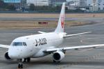 panchiさんが、松山空港で撮影したジェイ・エア ERJ-170-100 (ERJ-170STD)の航空フォト(飛行機 写真・画像)