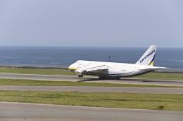 シャークレットさんが、中部国際空港で撮影したアントノフ・エアラインズ An-124-100 Ruslanの航空フォト(飛行機 写真・画像)