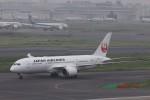 KAZFLYERさんが、羽田空港で撮影した日本航空 787-8 Dreamlinerの航空フォト(飛行機 写真・画像)