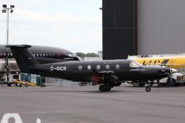 JETBIRDさんが、モントリオール・サンユーベル空港で撮影したクロノ・アヴィエーション PC-12/45の航空フォト(飛行機 写真・画像)