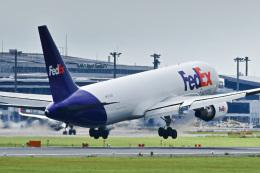 パンダさんが、成田国際空港で撮影したフェデックス・エクスプレス 767-3S2F/ERの航空フォト(飛行機 写真・画像)