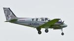パンダさんが、成田国際空港で撮影した本田航空 Baron G58の航空フォト(飛行機 写真・画像)