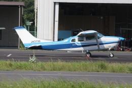 ショウさんが、調布飛行場で撮影した川崎航空 TU206F Turbo Stationairの航空フォト(飛行機 写真・画像)