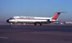 ハミングバードさんが、名古屋飛行場で撮影した東亜国内航空 DC-9-41の航空フォト(飛行機 写真・画像)