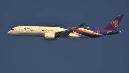 kenko.sさんが、成田国際空港で撮影したタイ国際航空 A350-941の航空フォト(飛行機 写真・画像)
