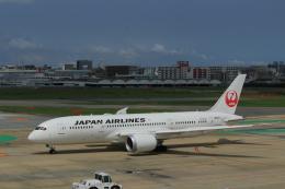 M.K.さんが、福岡空港で撮影した日本航空 787-8 Dreamlinerの航空フォト(飛行機 写真・画像)