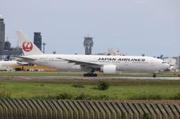 SIさんが、成田国際空港で撮影した日本航空 777-246/ERの航空フォト(飛行機 写真・画像)