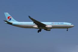 SIさんが、成田国際空港で撮影した大韓航空 A330-323Xの航空フォト(飛行機 写真・画像)