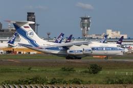 SIさんが、成田国際空港で撮影したヴォルガ・ドニエプル航空 Il-76TDの航空フォト(飛行機 写真・画像)