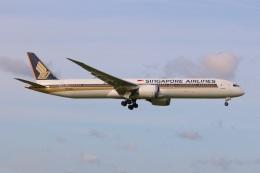 SIさんが、成田国際空港で撮影したシンガポール航空 787-10の航空フォト(飛行機 写真・画像)