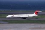 kumagorouさんが、羽田空港で撮影した日本航空 MD-87 (DC-9-87)の航空フォト(飛行機 写真・画像)