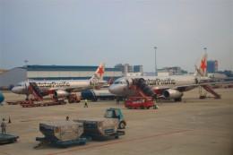 Rsaさんが、タンソンニャット国際空港で撮影したジェットスター・パシフィック A320-232の航空フォト(飛行機 写真・画像)