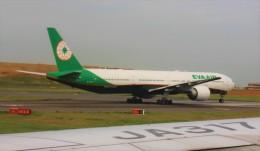 Rsaさんが、台湾桃園国際空港で撮影したエバー航空 777-35E/ERの航空フォト(飛行機 写真・画像)