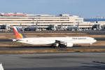 kuro2059さんが、羽田空港で撮影したフィリピン航空 777-36N/ERの航空フォト(飛行機 写真・画像)