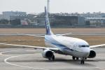 panchiさんが、松山空港で撮影した全日空 737-881の航空フォト(飛行機 写真・画像)