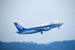 まいけるさんが、福岡空港で撮影したエアーネクスト 737-54Kの航空フォト(飛行機 写真・画像)