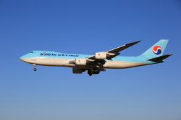 flyskyさんが、成田国際空港で撮影した大韓航空 747-8B5F/SCDの航空フォト(飛行機 写真・画像)