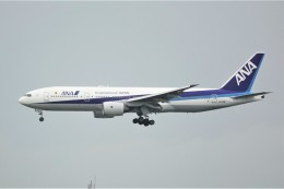 jutenLCFさんが、中部国際空港で撮影した全日空 777-281の航空フォト(飛行機 写真・画像)
