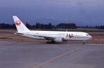 kumagorouさんが、鹿児島空港で撮影した日本航空 767-246の航空フォト(飛行機 写真・画像)