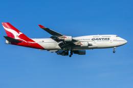 mameshibaさんが、成田国際空港で撮影したカンタス航空 747-48Eの航空フォト(飛行機 写真・画像)