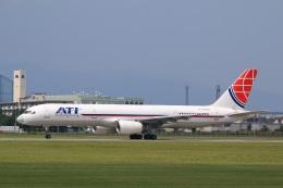 F-4さんが、横田基地で撮影したエア・トランスポート・インターナショナル 757-2Y0(C)の航空フォト(飛行機 写真・画像)